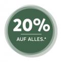 Livique: Über Auffahrt einmal mehr 20% Rabatt auf alles