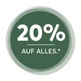 Livique: (Wieder mal) 20% Rabatt auf alles