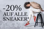 Ochsner Shoes: 20% auf alle Sneakers (kombinierbar mit NL-Gutschein)