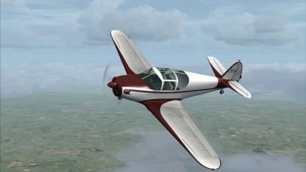 AEROPLANE HEAVEN – GLOBE SWIFT GC-1A für Flight Simulator X (FSX) und Prepar3D (P3D)
