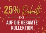25% auf alles bei Hunkemöller (nur heute)