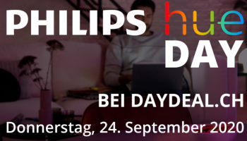 Philips-hue-Day bei DayDeal