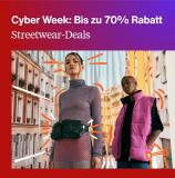 Zalando Cyber Deals bis zu 70% Rabatt auf Streetwear