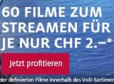"""60 Filme zum Streamen für je CHF 2.- bei ex libris, z.B. """"Real Steel"""" oder """"Wir sind die Millers"""""""