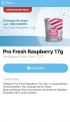 Gratis Pro fresh Raspberry