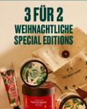 The Body Shop: 3 für 2 Weihnachtliche Special Editions