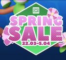 GOG Spring Sale