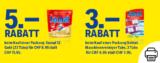 5.- Rabatt auf eine Packung Somat 12 Gold Geschirrspültabs bei Coop