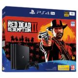 PS4 Pro 1TB + Red Dead Redemption 2 oder FIFA19 online bestellen & in Fust Filiale abholen für 329.- CHF