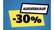 (Offline) Conrad: Ausverkauf wegen Filialschliessung Dietlikon – 30% auf Alles