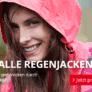 Mindestens 20% auf Regenjacken bei Brack.ch, z.B. Schöffel Regenjacke Neufundland für CHF 159.- statt CHF 249.-