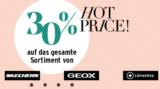 30% Rabatt auf Converse, Skechers und Geox bei Ochsner Shoes