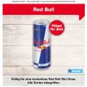 Gratis Red Bull bei K Kiosk