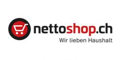 nettoshop.ch: CHF 20.- Rabatt ab MBW CHF 200.- bis 31.12.