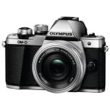 Olympus E-M10II/14-42 Kit silver V207052SE000