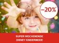 Manor: 20% auf Disney Kindermode