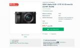 Sony Foto Aktion auf Microspot