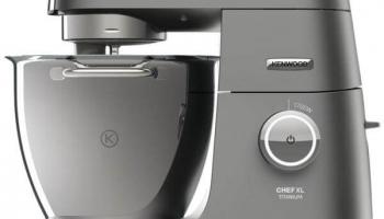 Kenwood Küchenmaschine in Aktion bei nettoshop.ch