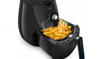 Philips HD9218/51 Airfryer Friteuse bei nettoshop