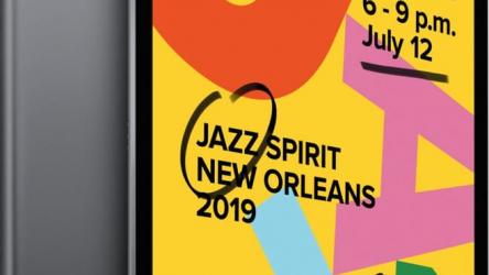 APPLE iPad 10.2″ (2019) Wi-Fi, 128GB, Space Grau bei den 24h Hits von melectronics