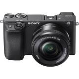 SONY Alpha 6400 + 16-50MM F/3.5-5.6 Objektiv bei Mediamarkt