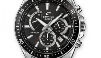 Casio Edifice Classic (EFR-552D-1AVUEF) Herrenuhr