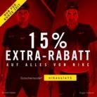 15% Extra-Rabatt auf Nike-Artikel bei Tennis-Point, z.B. Nike Court Pure Longsleeve Damen für CHF 47.52 statt CHF 55.90