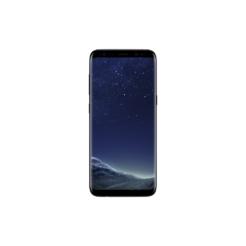 SAMSUNG Galaxy S8 64GB Midnight Black bei microspot für 449.- CHF