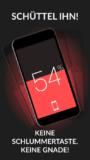 iOS App Wake N Shake Wecker gratis statt CHF 2.-