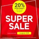 20% zusätzlicher Rabatt auf alles im Sale bei Tennis-Point, z.B. Nike T-Shirt Roger Federer für CHF 59.92 statt CHF 90.-