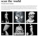 Scan The World: Gratis Kulturartefakte als 3D-Druckvorlagen