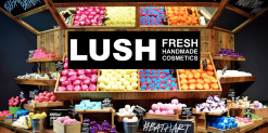 Lush Lucky Bag ab CHF 60.- Bestellwert bei Lush