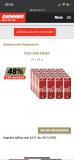 24 Cola Dosen bei Denner für 9.95 CHF
