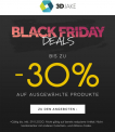 Bis zu 30% Black Friday Rabatt bei 3D Jake