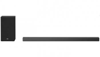 LG DSN9YG Dolby Atmos 5.1.2 Soundbar bei Interdiscount
