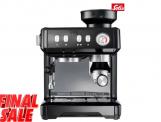 SOLIS 980.14 Grind & Infuse Compact Espressomaschine (Schwarz)