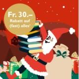CHF 30.- geschenkt bei Orell Füssli ab CHF 100.- Bestellwert