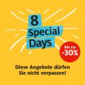Manor: 8 Special Days bis zum 03.10.