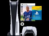 PlayStation 5 Bundle (Fifa 22 + PS Plus) am 26.10. bei MediaMarkt