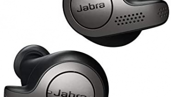 Jabra Elite 65t – True Wireless In-ear Kopfhörer mit Passive Noise Cancellation bei Amazon
