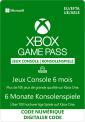 Microsoft Xbox Game Pass 6 Monate
