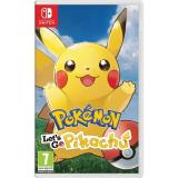 Pokémon: Let's Go, Pikachu! und Pokémon: Let's Go, Evoli! für 30CHF bei Steg