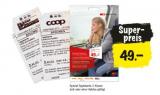 SBB-Tageskarte 2. Klasse Erwachsener für CHF 49.- bei Coop und Interdiscount