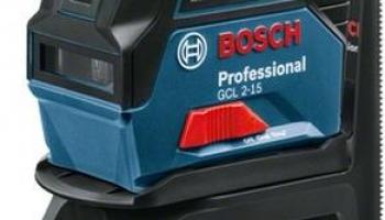 Kombilaser Bosch Professional GCL 2-15 zum Bestpreis
