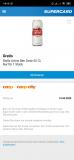 Gratis Stella Artois Bier (50cl) in der Supercard App