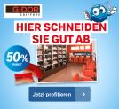 GIDOR Coiffure Geschenkkarte im Wert von CHF 100.–