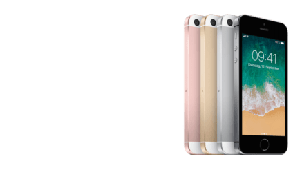 APPLE iPhone SE, 32GB (alle Farben) nur heute zum best price ever bei microspot