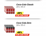 Ab Dienstag: Coca-Cola Classic und Zero bei Denner