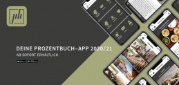 Die neue «prozentbuch-App» ist da!
