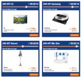 Melectronics 24H-Hit Hoover Besenstaubsauger zum Best-Price